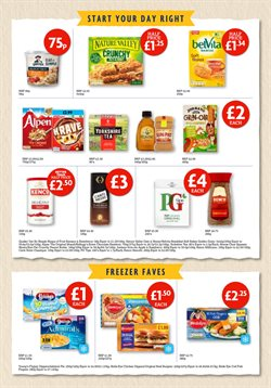 Peanut butter offers in the Filco Supermarkets catalogue in London