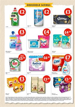 Turkey offers in the Filco Supermarkets catalogue in London