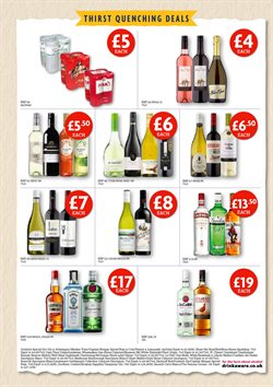 Schweppes offers in the Filco Supermarkets catalogue in London