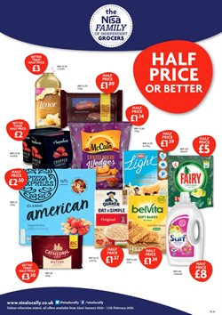 Filco Supermarkets offers in the Bridgend catalogue