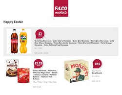 Supermarkets offers in the Filco Supermarkets catalogue in Swansea ( 3 days left )