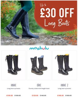 Moshulu offers in the Moshulu catalogue ( 4 days left)