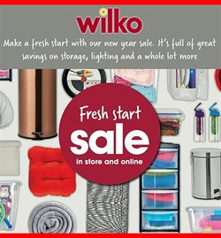 Wilko offers in the Bognor Regis catalogue