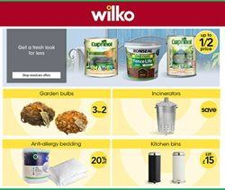 Wilko offers in the London catalogue