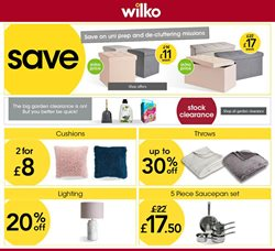 Wilko offers in the Liverpool catalogue