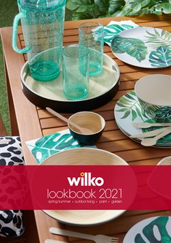 Department Stores offers in the Wilko catalogue in Bootle (Cumbria) ( More than a month )
