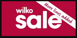 Wilko offers in the Aldershot catalogue