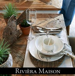 Rivièra Maison offers in the London catalogue