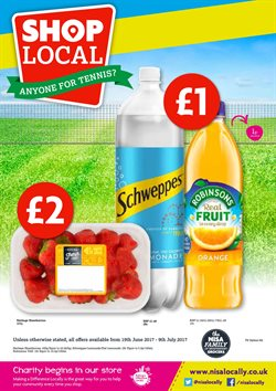 Toner's Supermarket offers in the Coleraine catalogue