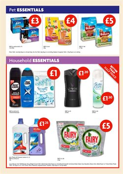 Flash offers in the Toner's Supermarket catalogue in London