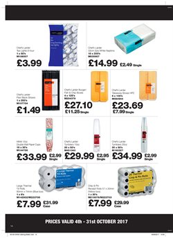 Wallpaper offers in the Booker Wholesale catalogue in Worcester