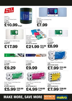 Oil offers in the Booker Wholesale catalogue in York