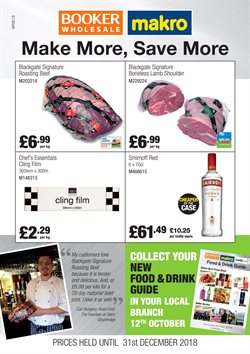 Booker Wholesale offers in the Lewisham catalogue