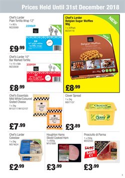Sugar offers in the Booker Wholesale catalogue in Tower Hamlets