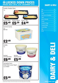Juice offers in the Booker Wholesale catalogue in London