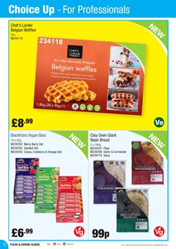 Cocoa offers in the Booker Wholesale catalogue in York