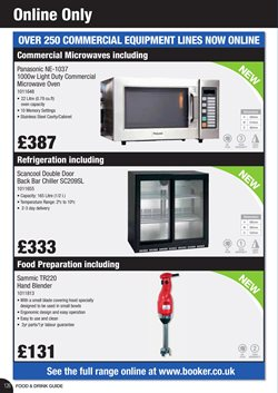 Booker Wholesale offers in the Leeds catalogue