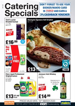 Booker Wholesale catalogue in Redditch ( 14 days left )