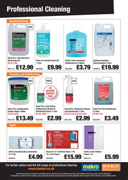 Booker Wholesale catalogue in Birkenhead ( 16 days left )