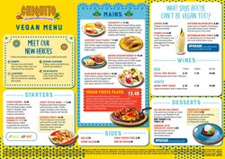 Chiquito offers in the Coventry catalogue
