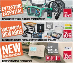 Electronics offers in the City Electrical Factors catalogue ( 1 day ago)