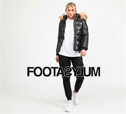 Sport offers in the Footasylum catalogue in Leicester ( 9 days left )