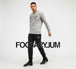 Footasylum catalogue in London ( More than a month )
