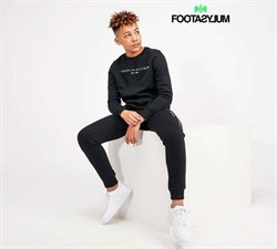 Sport offers in the Footasylum catalogue in Warrington ( 23 days left )