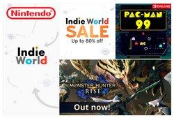 Nintendo catalogue ( 11 days left )