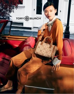 Tory Burch offers in the Tory Burch catalogue ( More than a month)