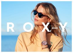 Roxy catalogue ( More than a month )