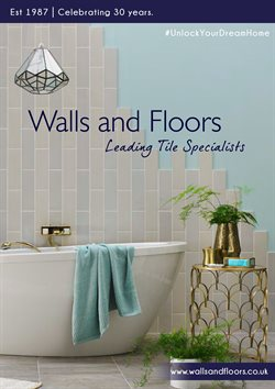 Walls and Floors offers in the London catalogue