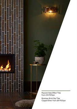 Tiles offers in the Walls and Floors catalogue in London