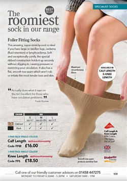 Cosyfeet offers in the London catalogue