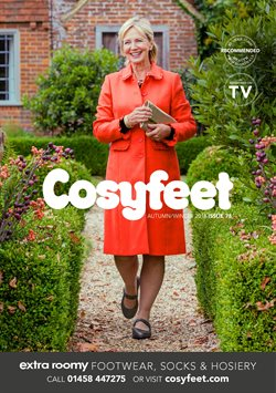 Cosyfeet offers in the Manchester catalogue