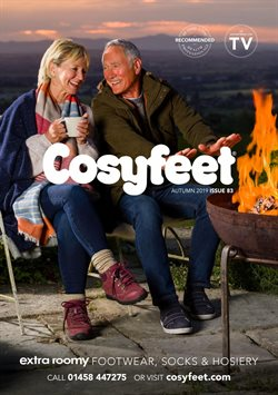 Cosyfeet catalogue ( Expired )