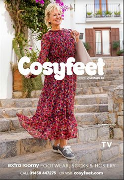 Cosyfeet catalogue in Nottingham ( More than a month )