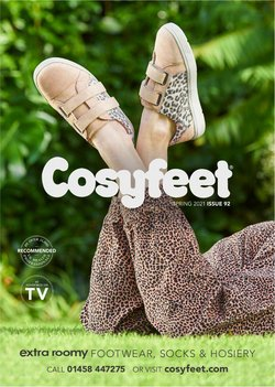 Cosyfeet catalogue ( More than a month )