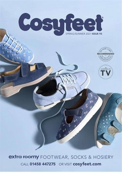 Clothes, Shoes & Accessories offers in the Cosyfeet catalogue ( 12 days left)