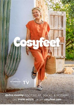 Cosyfeet offers in the Cosyfeet catalogue ( Expires today)