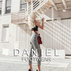 Daniel Footwear offers in the London catalogue