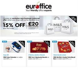 Euroffice catalogue ( 4 days left )