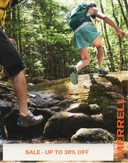 Merrell offers in the Merrell catalogue ( 10 days left)