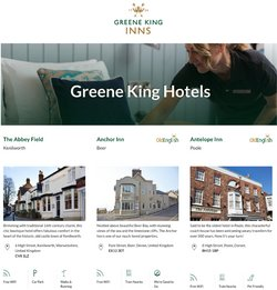 Old English Inns offers in the Old English Inns catalogue ( More than a month)