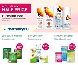 Pharmacy2U catalogue ( Expires tomorrow )