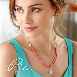 Pia Jewellery catalogue ( More than a month )