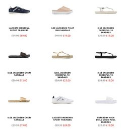 Lacoste offers in the Sole Trader catalogue ( Expires today)