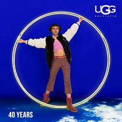 UGG Australia offers in the Leicester catalogue