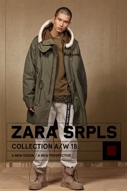 Clothes, shoes & accessories offers in the ZARA catalogue in Enfield