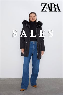 ZARA offers in the Norwich catalogue